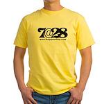 7@28 Yellow T-Shirt