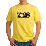 7@28 Yellow T-Shirt