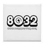 8@32 Tile Coaster
