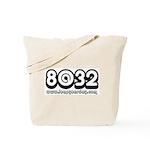 8@32 Tote Bag