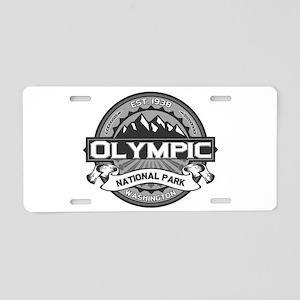Olympic Ansel Adams Aluminum License Plate