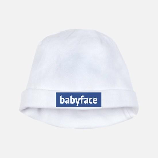 babyface funny parody baby hat