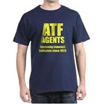 ATF Agents Black T-Shirt