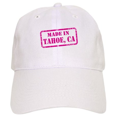MADE IN TAHOE Cap