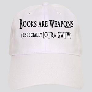Books are Weapons Cap