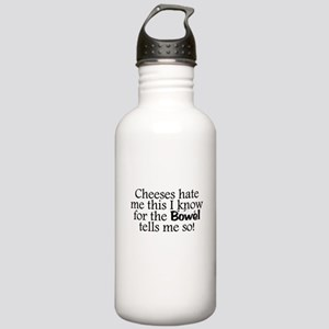 Cheeses Hate Me Stainless Water Bottle 1.0L