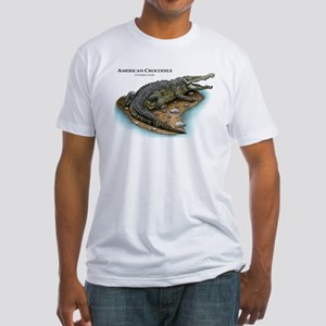 American Crocodile Fitted T-Shirt