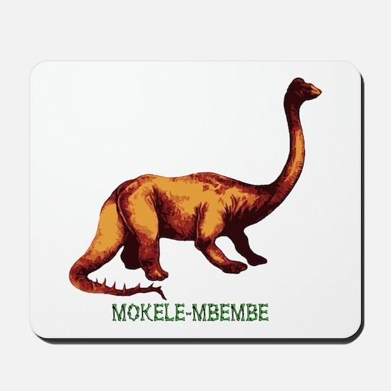 Mokele-mbembe Mousepad