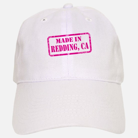 MADE IN REDDING, CA Baseball Baseball Cap