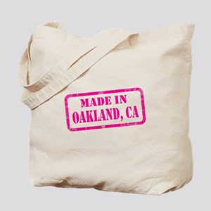 MADE IN OAKLAND Tote Bag