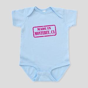 MADE IN MONTEREY Infant Bodysuit