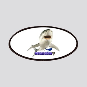 Megalodon Patches