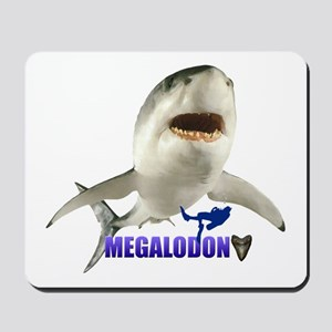Megalodon Mousepad