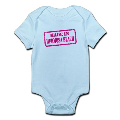 MADE IN HERMOSA BEACH Infant Bodysuit