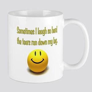 Laugh Hard Mug