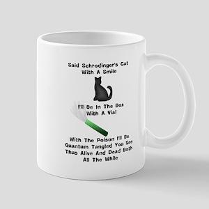 Schrodinger's Cat Limerick Mug