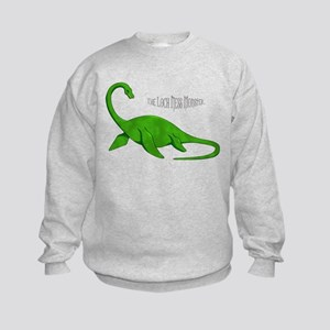 Loch Ness Monster Kids Sweatshirt