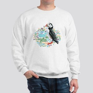 Puffins Sweatshirt
