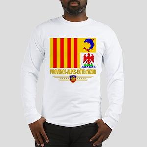 Provence-Alpes-Cote d'Azur Long Sleeve T-Shirt