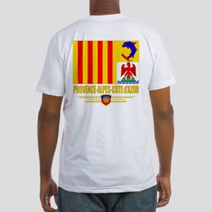 Provence-Alpes-Cote d'Azur Fitted T-Shirt