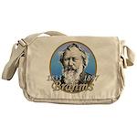 Johannes Brahms Messenger Bag