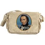 Frederic Chopin Messenger Bag