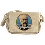Tchaikovsky Messenger Bag
