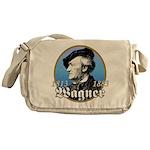Richard Wagner Messenger Bag
