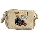 Piazzolla Tango Messenger Bag