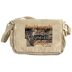 "Rockhound ""Gneiss People"" Messenger Bag"