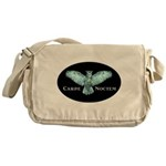 "Night Owl ""Carpe Noctem"" Messenger Bag"