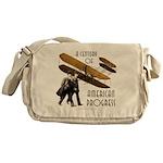 Wright Brothers American Prog Messenger Bag