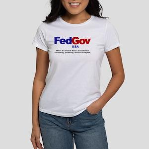 FedGov Women's T-shirt