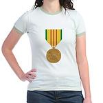 Vietnam Service Jr. Ringer T-Shirt