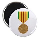 Vietnam Service Magnet