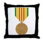 Vietnam Service Throw Pillow