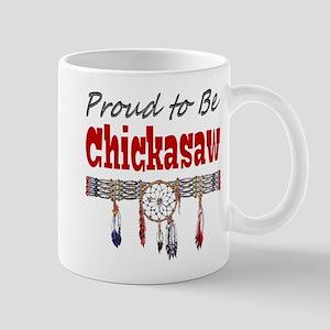 Proud to be Chickasaw Mug