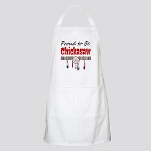 Proud to be Chickasaw Apron