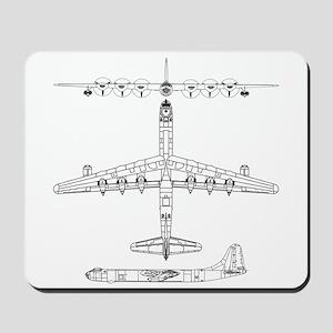 B-36 Peacemaker Mousepad