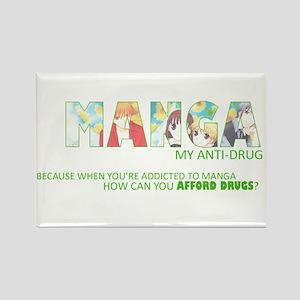 Manga: My Anti-Drug Rectangle Magnet