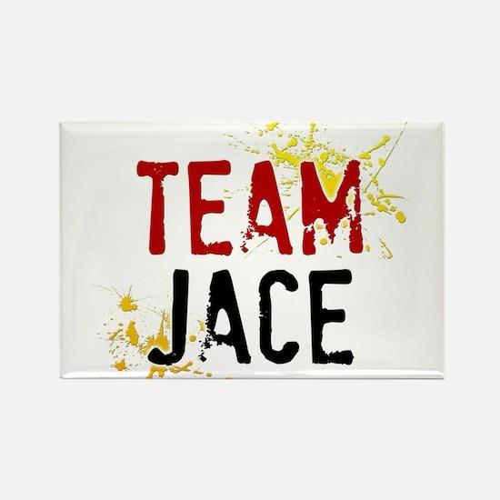 Team Jace Rectangle Magnet