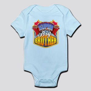 Super Big Brother Infant Bodysuit