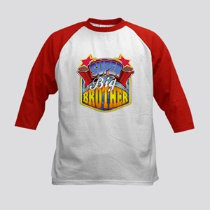 Super Big Brother Kids Baseball Jersey