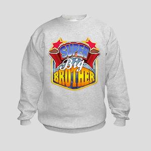 Super Big Brother Kids Sweatshirt