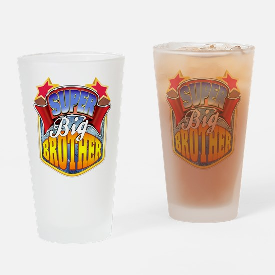 Super Big Brother Drinking Glass