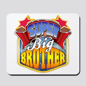 Super Big Brother Mousepad