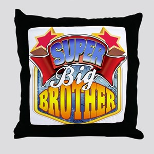Super Big Brother Throw Pillow