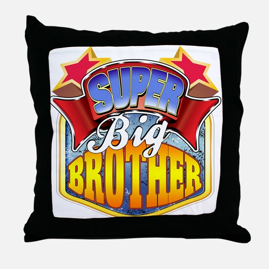 Big Brother Pillows Big Brother Throw Pillows & Decorative Couch