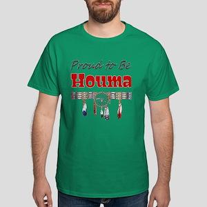 Proud to be Houma Dark T-Shirt