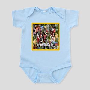All God's Creatures Infant Bodysuit